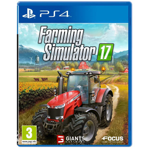 Farming Simulator 17 (PlayStation 4 - PS4) 2017