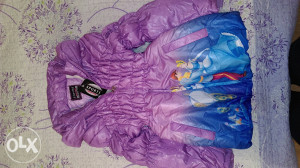 Disney zimska jakna frozen
