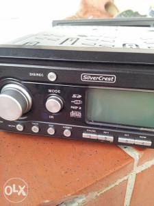 auto radio silvercrest mp3/usb