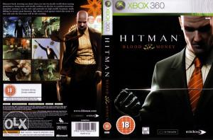 Hitman Blood Maney xbox 360 igre