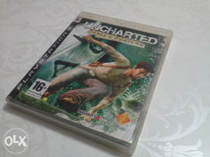 PS3 Uncharted 1 062/528-598