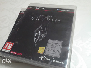 PS3 Skyrim njemacki jezik 062/528-598