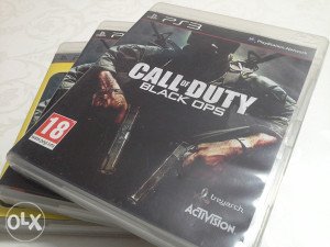 PS3 Call of duty Black ops 1 062/528-598