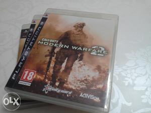 PS3 Call of duty moder warfare 2 062/528-598