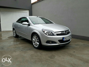 Opel Astra 1.6 twinport Cabrio