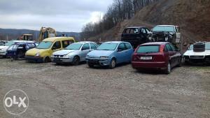 Fiat punto za dijelove fokus ibica