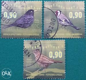 BiH - Poštanske marke - 2731