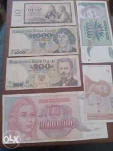 30 novcanica