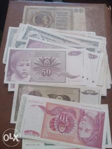 70 novcanica