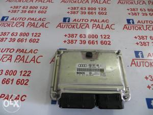 KOMPJUTER MOTORA AUDI A6 2.5 TDI 2003g. 0281010822 4B2907401J