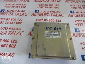 KOMPJUTER MOTORA MERCEDES W203 2.7 CDI  0281010531 A6121531079