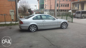 BMW 325 Coupe Ci Tek Reg Full