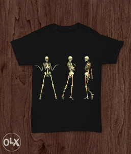 SuperMajice | OSTALO | Kosturi majica