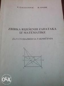 Zbirka zadataka iz matematike 5 i 6