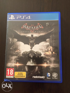 Batman igra za PlayStation 4