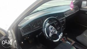 Mercedes 190e 2.6 benzin plin
