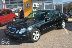 Mercedes-Benz E 220CDI 150 KS