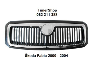 ŠKODA FABIA MASKA 2000 - 2004 NOVO