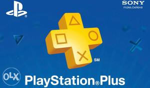 PS3 PSN PS PLUS PRETPLATA 12 mjeseci 40KM