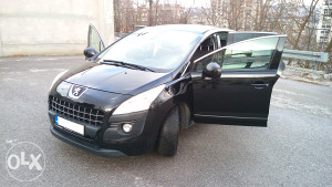 PEUGEOT 3008 1.6 HDI 82 KW