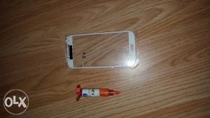 Staklo samsung s4 + UV lepilo