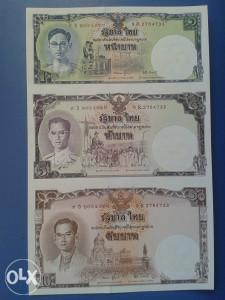 Novčanice TAJLAND--UNC