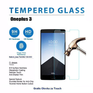 OnePlus 3 Zastitno staklo