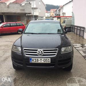 VW Touareg 2.5 TDI