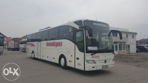 MERCEDES TOURISMO 16RHD