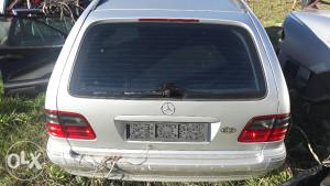 Mercedes w210 gepek dijelovi