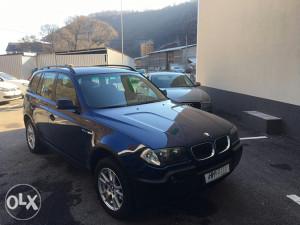 BMW X3 xdrive automatik