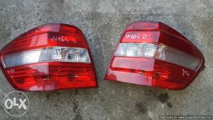 Stop svjetlo stopka ML 2005 2006 W164 dijelovi stopa