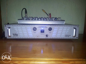 Pojacalo profesional power amplifier