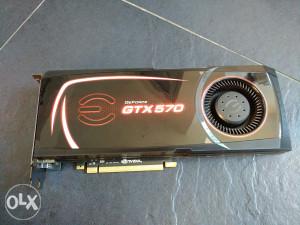 Grafička Kartica EVGA GeForce GTX 570 1.28 GB