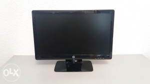 "HP monitor 22"" Full HD LED 1920x1080p"