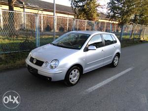 VW POLO 1.2 BENZIN 2004 G.P.