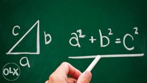 Instrukcije (časovi) iz Matematike