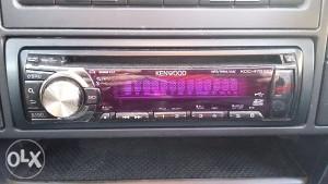 KENWOOD RADIO MP3,USB,SD,AUX,IPOD & IPHONE