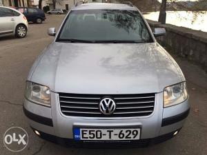 VW Passat 1.9 TDI 74 KW