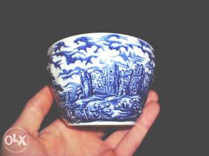 Ironstone posuda za šećer, engleski antikvarni porculan