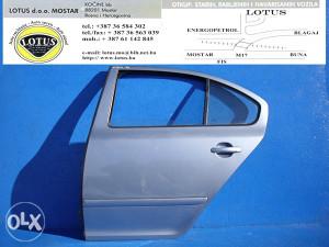 Škoda Octavia 05/09-zadnja lijeva vrata (ostali dijelovi)