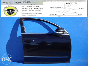VW Passat 05/10-prednja desna vrata (ostali dijelovi)