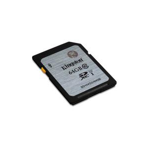 MEM SD 64GB HC Class 10 UHS-I KIN