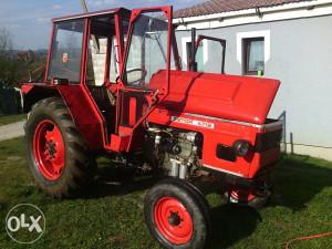 traktor zetor 47 12