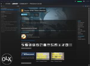 Igra Counter-Strike: Global Offensive STEAM