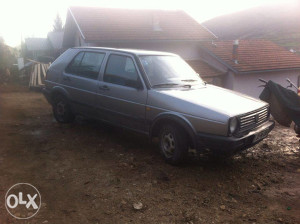 Golf 2 1990god REG do Februara