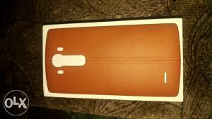 Poklopac Kozni od LG G4 kao nov