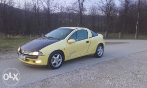 Opel tigra 14.benzin.eco tec.motor.66kw.