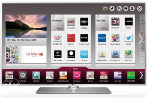 "LG 42"" WIFI SMART TV LED FULL HD TV 2014GOD."