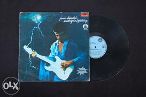 Jimi Hendrix - Midnight Lightning LP
